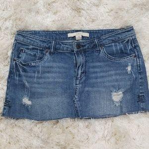 Forever21 | Mini Jean skirt